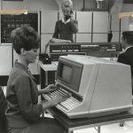 1960s IBM computer